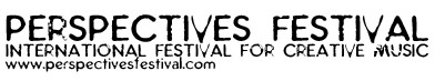 Perspectives festival banner and link to perspectives festival homepage