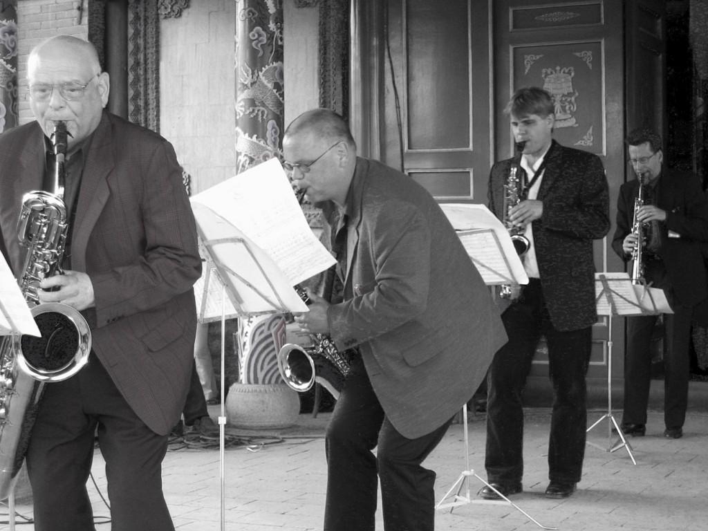 Stockholms Saxofonkvartett BW