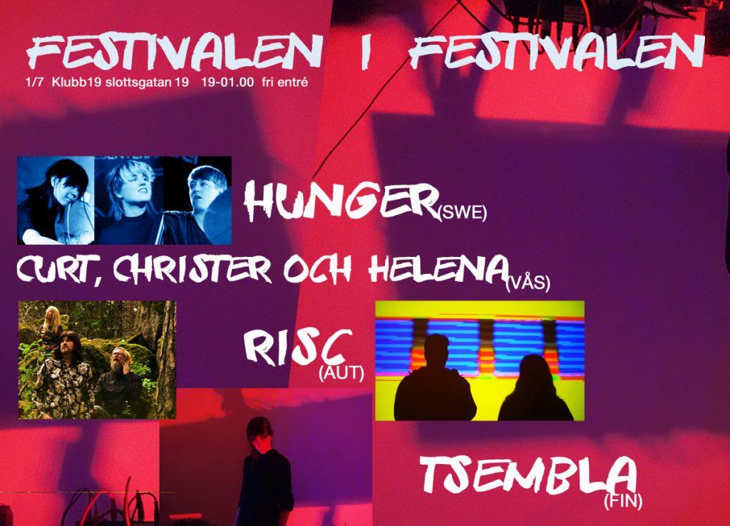 1/7 Festivalen i Festivalen