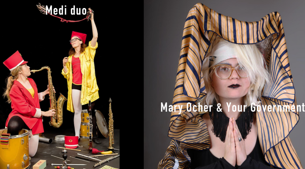 Medi Duo och Mary Ocher and your government